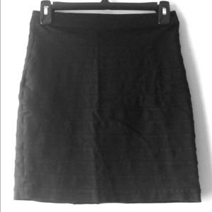 Express Women's Black Pencil Skirt